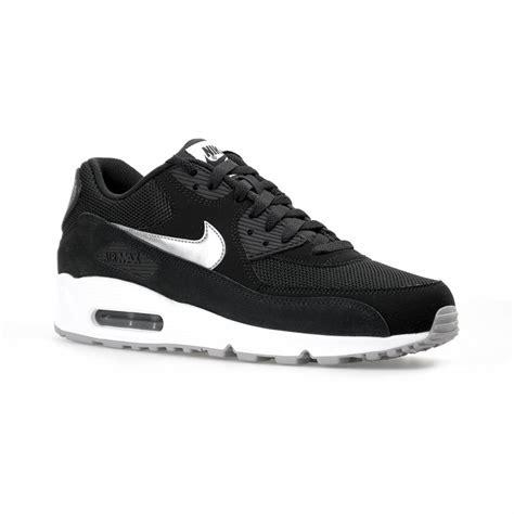 Nike Airmax 90 For Mans nike mens air max 90 essential 315 trainers black white