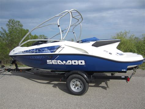 sea doo boats canada sea doo speedster 200 430 hp boat for sale from usa
