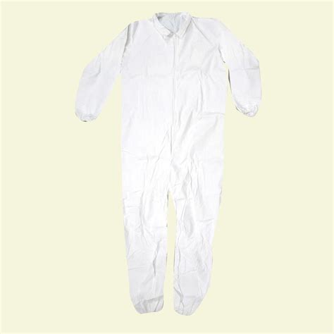 home depot paint jumpsuit trimaco large white lightweight coveralls 09953 the home