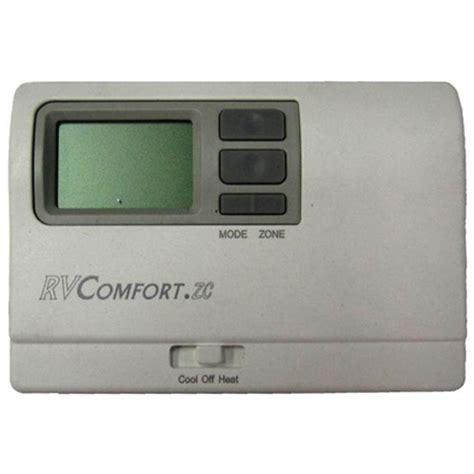 rv comfort coleman mach thermostat coleman mach 8330d3351 rv comfort zc wall thermostat
