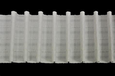 gardinenband bleistiftfalte 100mm bleistift faltenband gardinenband vorhangband zubeh 246 r