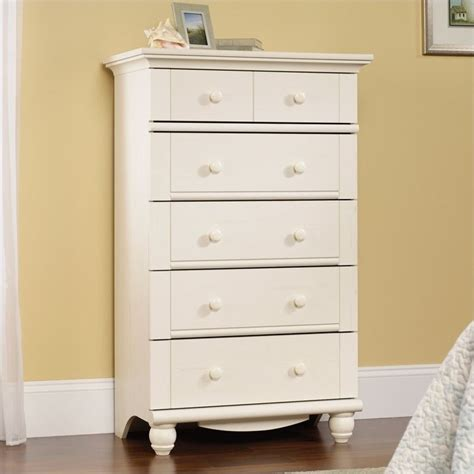 Sauder 5 Drawer Chest by Of Furniture Recomment Sauder Harbor View 5