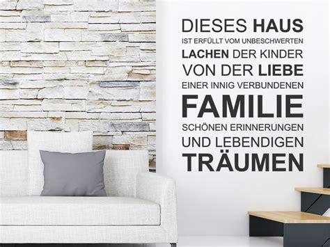 Wandtattoo Kinderzimmer Haus by Wandtattoo Dieses Haus Ist Erf 252 Llt Wandtattoo De