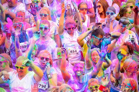 color 5k the color run the global 5k phenomenon royal events