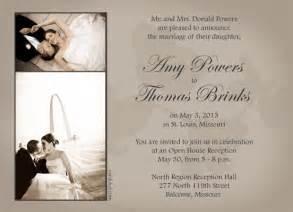 Unique Wedding Invitation Wording Examples Studiopins Com