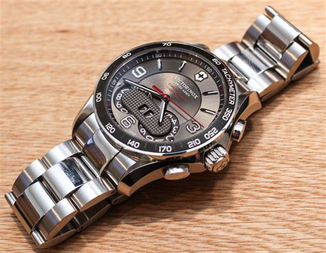 Victorinox Swiss Army Chrono Classic 1/100th Watch Hands