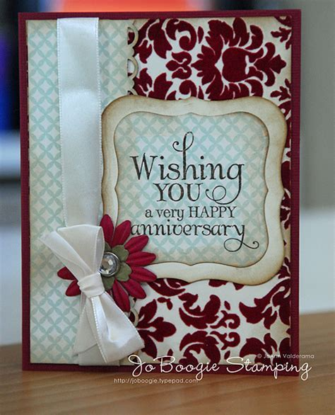 happy 36 years to my parents!   JoBoogie Crafts