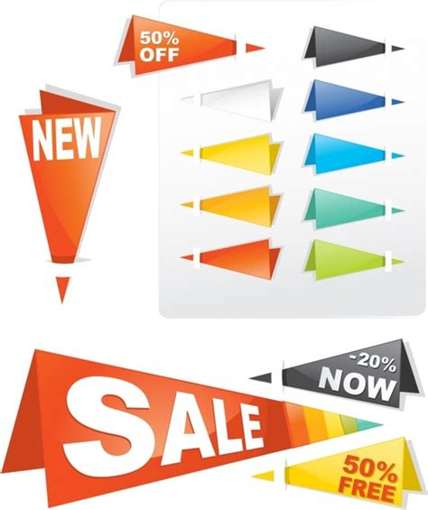 Origami Sale - origami vector sale label free vector in encapsulated