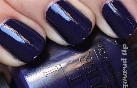 imagenes de uñas pintadas color azul u 241 as decoradas colores oscuros u 241 asdecoradas club