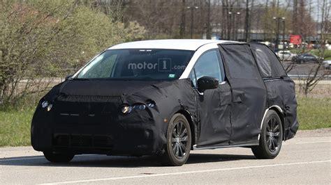 Awd Honda Odyssey by 2018 Honda Odyssey Awd Redesign Photos Interior