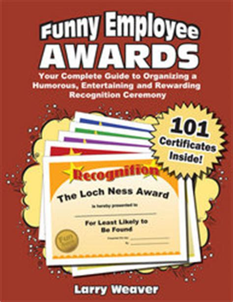 christmas party award ideas office awards 101 award ideas for employees volunteers or staff