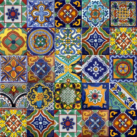 Mexican Handcrafted Tile - accent tile
