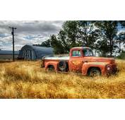Old Rusted Truck Wallpapers  Stock Photos