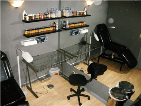 how to setup home tattoo studio tattoostudios