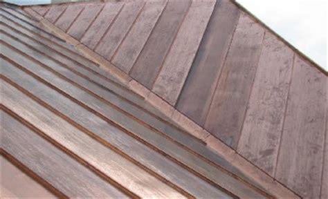 toiture cuivre