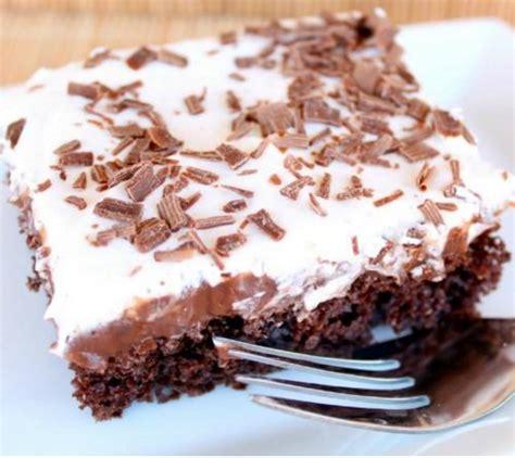 schokoladenpudding kuchen backrezepte schokoladen pudding kuchen