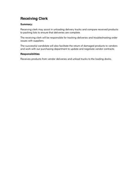 shipping receiving description master electrician cover letter