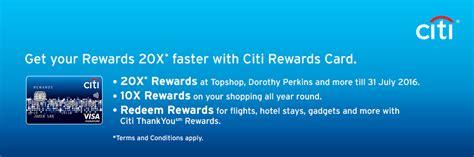 Citi Cards Rewards Gift Cards - citi rewards card rewards credit card reward card benefits citibank singapore