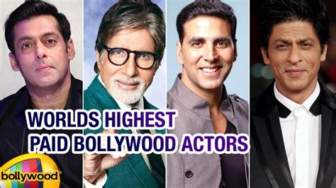 highest paid bollywood actors 2015 highest paid bollywood actors