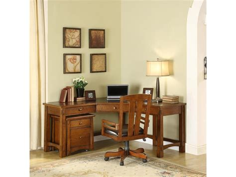 home office corner desk riverside home office corner desk 2930 blockers