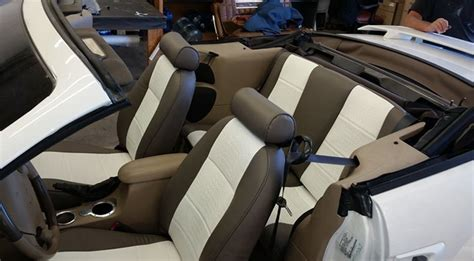Custom Auto Upholstery Auto Upholstery Services