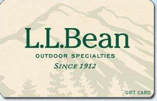 Buy Ll Bean Gift Cards - buy gift cards best gift cards to buy giftcards com