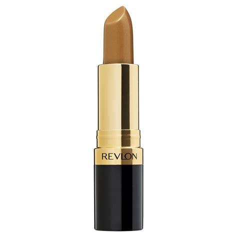 buy revlon lustrous lipstick gold goddess at