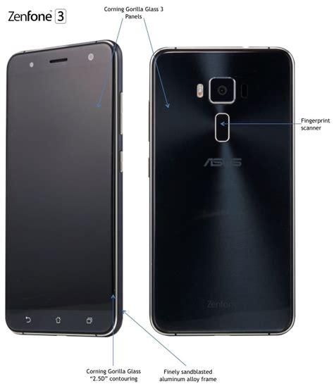 erafone asus zenfone 3 asus unveils a trio of zenfone 3 phones with premium build
