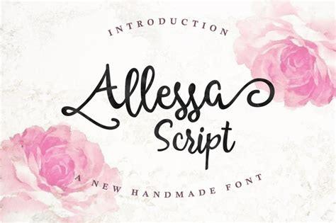 Handmade Script Font - handmade font bundle befonts