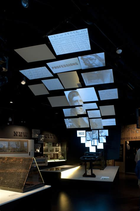 video display layout permanent galleries installations 171 iso