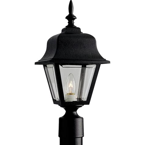home depot outdoor post lighting progress lighting outdoor black post lantern p5456 31