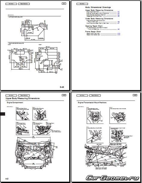 car repair manual download 2006 honda civic parental controls геометрические размеры honda civic 2006 2011 sedan coupe usa body repair manual