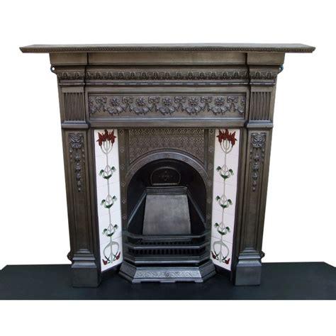 fireplace original edwardian cast