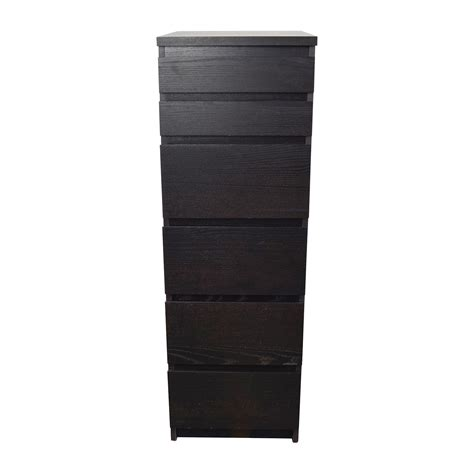 tall skinny storage 44 off ikea ikea tall narrow dark brown dresser storage