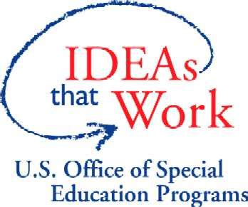 Office Of Special Education Programs by Osep Logo Files For