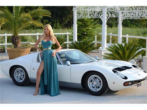 How Much Is A Lamborghini Miura Someone S Selling Their Lamborghini Miura P400 S For 3
