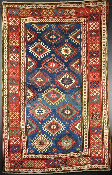 kazak rugs a genge kazak rug with dyes including purple and lovely wool minimal