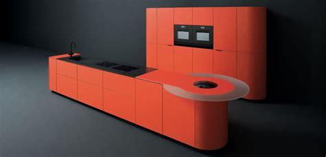 kitchen unit designs orange curved kitchen units design olpos design