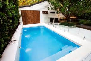 Pool In Small Backyard Small Pool Ideas For Small Yard Backyard Design Ideas