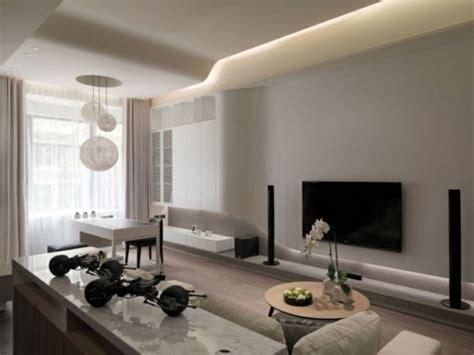 immobilien moderne wohnzimmergestaltung architektenhaus - Wohnzimmergestaltung Modern