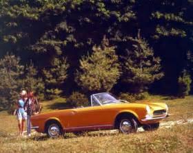 Fiat 124 Spider 1969 Fiat 124 Sport Spider Specs 1966 1967 1968 1969