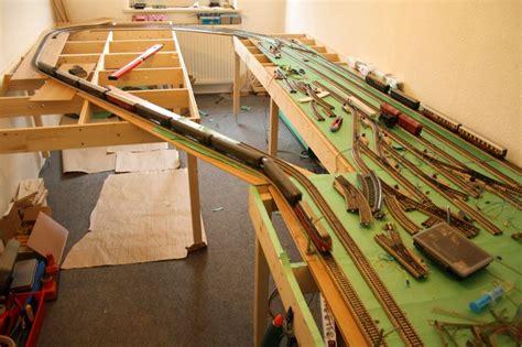 Baut 35cm 1 modellbahn anlagenbau mit m 228 rklin der modellbahn