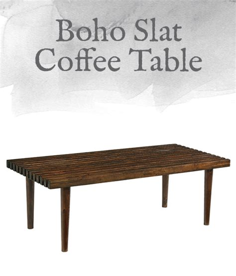 Boho Coffee Table Magnolia Home Preview Boho Collection Design By Gahs