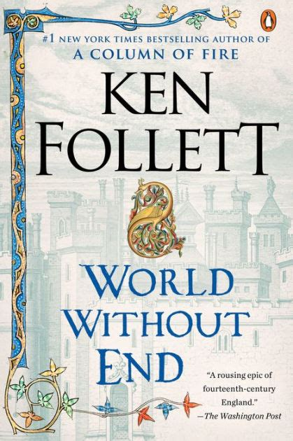 world without end 0333908422 world without end kingsbridge series 2 by ken follett paperback barnes noble 174
