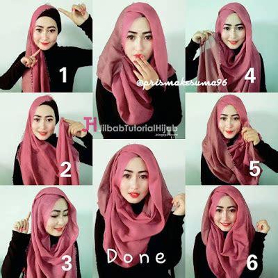 tutorial jilbab berkacamata download gambar tutorial hijab simple gambar video