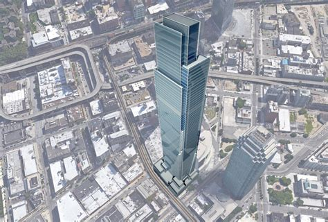 1 court square 28th floor island city ny 11120 permits filed for 964 foot tower in island city will
