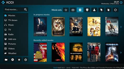 full version software download sites list a brand new look for future kodi versions kodi open