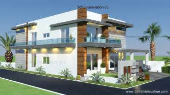 Mansions Designs 3d Front Elevation Com 10 Marla Houses Design Islamabad