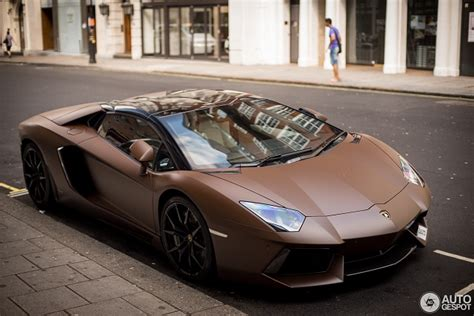 Brown Lamborghini Do Not Eat Chocolate Brown Lamborghini Aventador