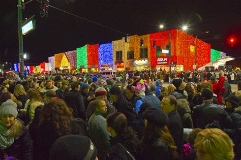 Light Show Michigan by Lagniappe Brings A Something Extra To Downtown